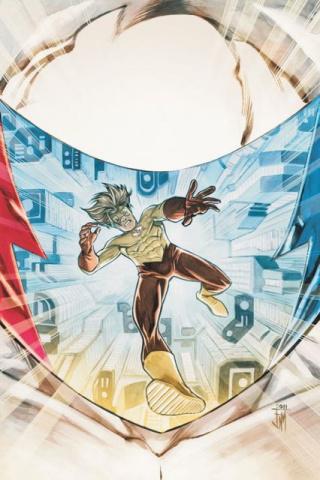 Flashpoint: Kid Flash, Lost #2