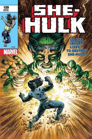 She-Hulk #159 (Fegredo Cover)