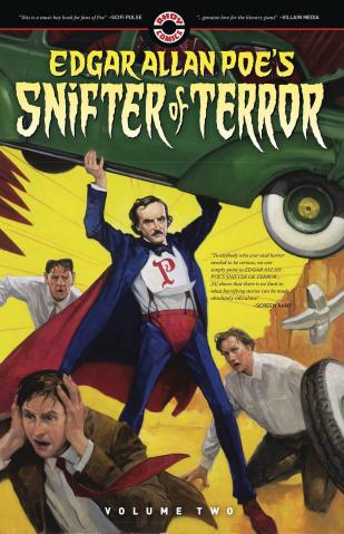 Edgar Allan Poe's Snifter of Terror Vol. 2