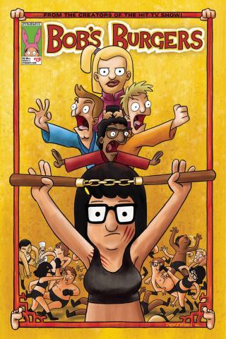 Bob's Burgers #13 (Derriman Cover)