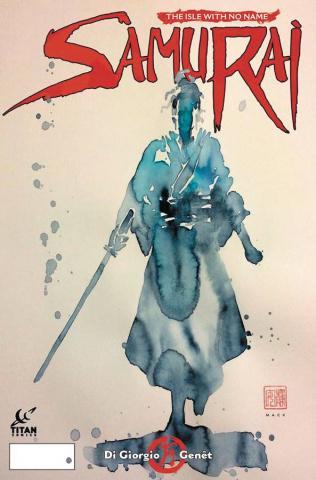 Samurai #3 (Mack Cover)