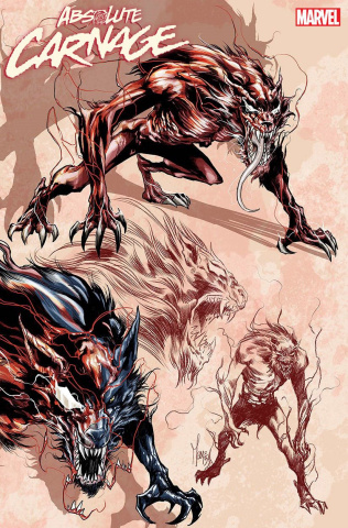 Absolute Carnage #2 (Checchetto Young Guns Cover)
