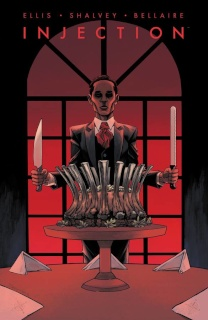 Injection #6 (Shalvey & Bellaire Cover)