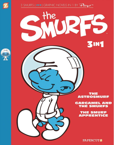 The Smurfs Vol. 3 (3-in-1 Edition)