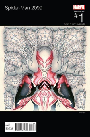 Spider-Man 2099 #1 (Chan Hip Hop Cover)