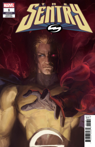The Sentry #1 (Pyeong Jun Park Cover)