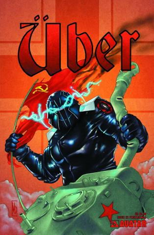 Über #2 (Propaganda Poster Cover)