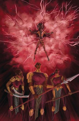 Wakanda Forever: Avengers #1 (Del Ray Cover)