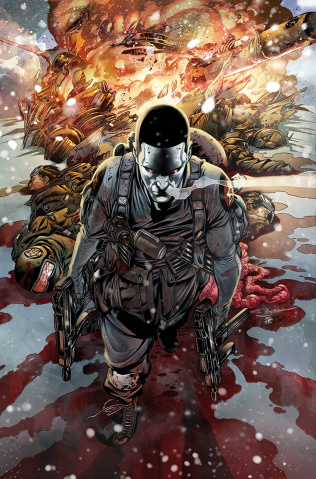 Bloodshot #24 (Sandoval Cover)