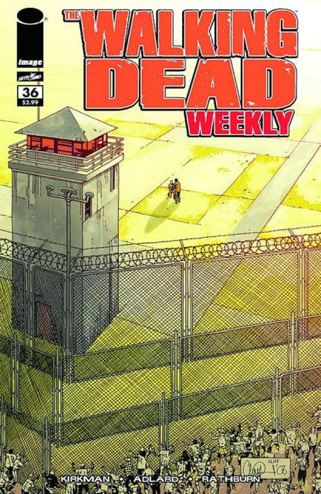 The Walking Dead Weekly #36