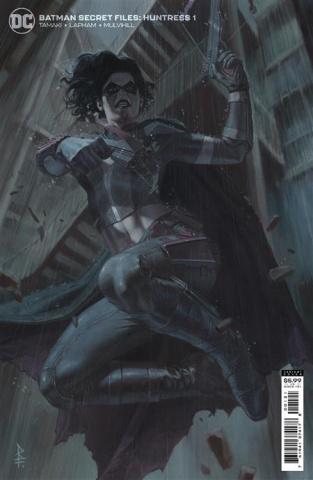 Batman Secret Files: Huntress #1 (Riccardo Federici Card Stock Cover)
