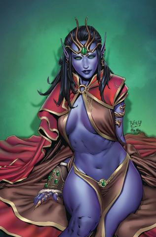 Grimm Fairy Tales #31 (Bifulco Cover)