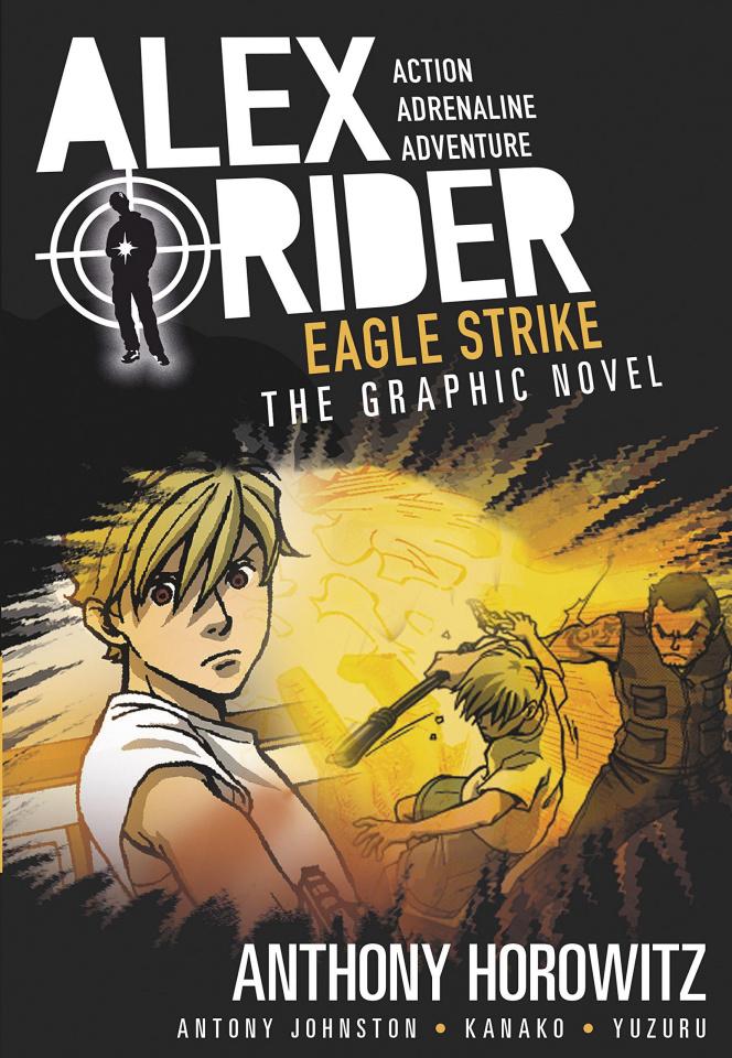 Alex Rider: Eagle Strike