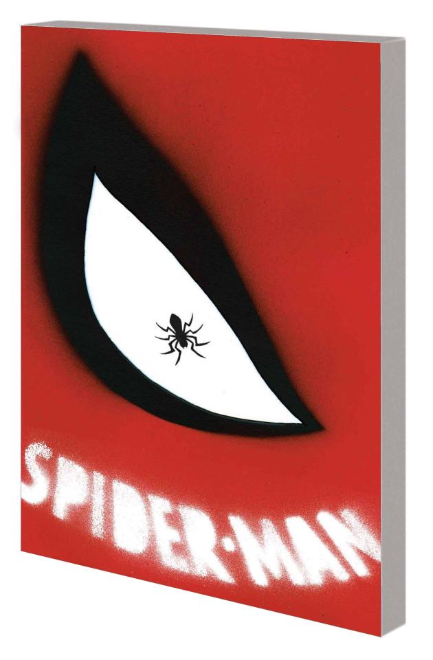Spider-Man: Bloodline (Chip Kidd Cover)