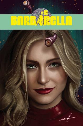 Barbarella #5 (Cohen Cover)