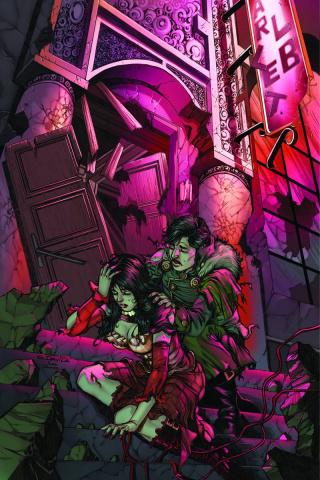 Legenderry: Vampirella #4 (Rare Davila Virgin Cover)