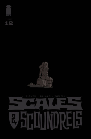 Scales & Scoundrels #12 (Galaad Cover)