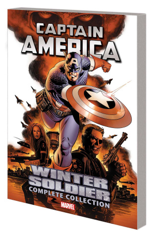 Captain America: Winter Soldier (Complete Collection)