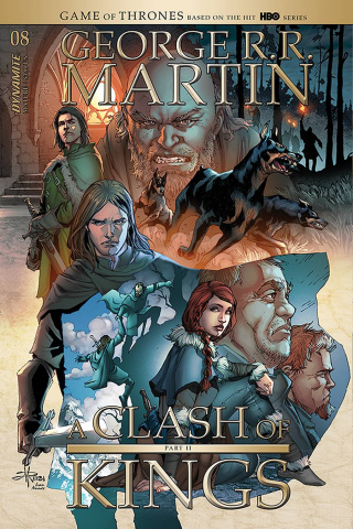 A Clash of Kings #8 (Rubi Cover)