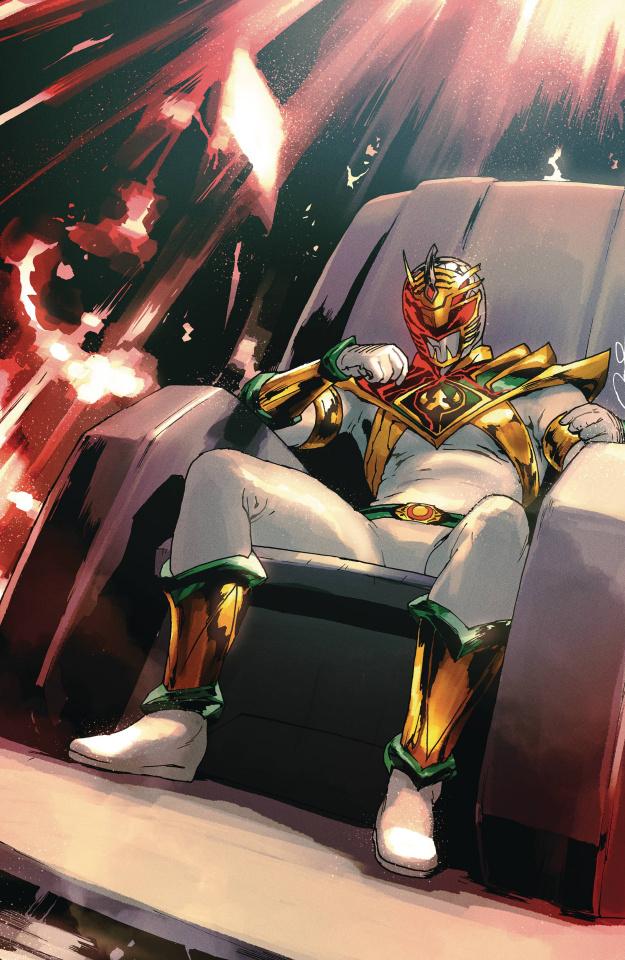 Power Rangers #12 (10 Copy Parel Cover)