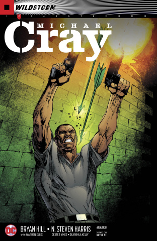 Wildstorm: Michael Cray #2