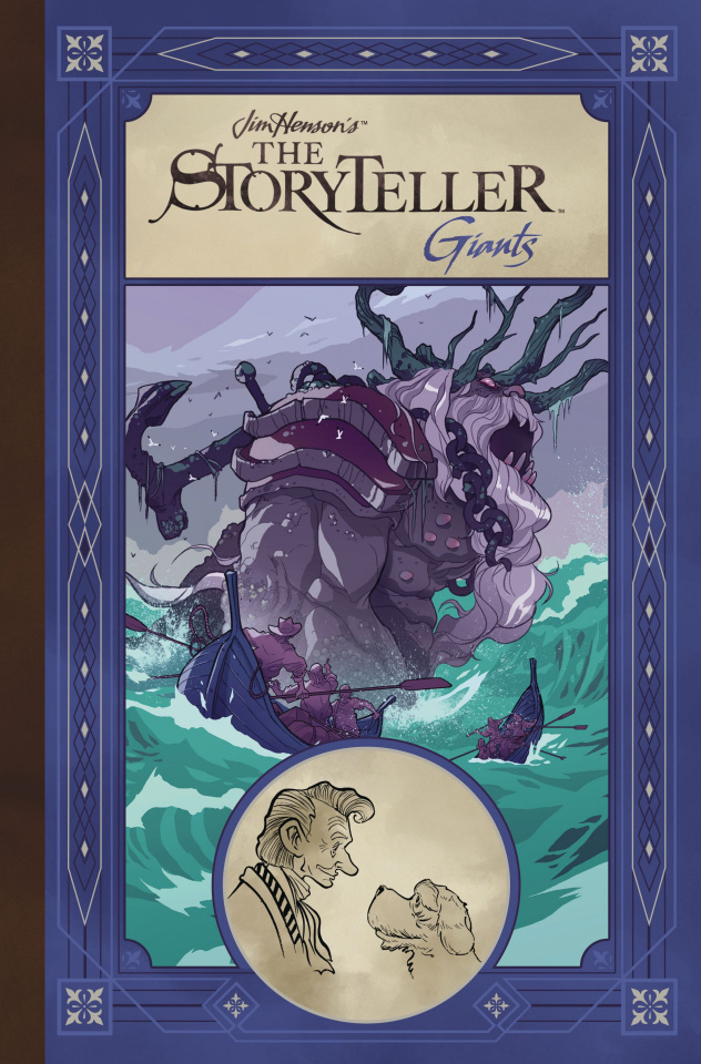 The Storyteller: Giants
