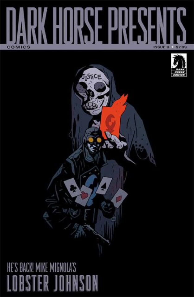 Dark Horse Presents #9 (Mignola Cover)