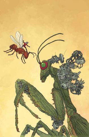 Ant-Man #2 (Darrow Cover)