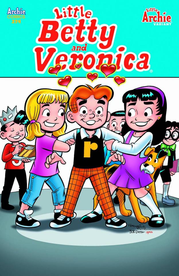 Betty & Veronica #274 (Little Betty & Veronica Cover)