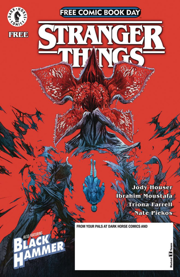 Dark Horse: Stranger Things & Black Hammer FCBD 2019