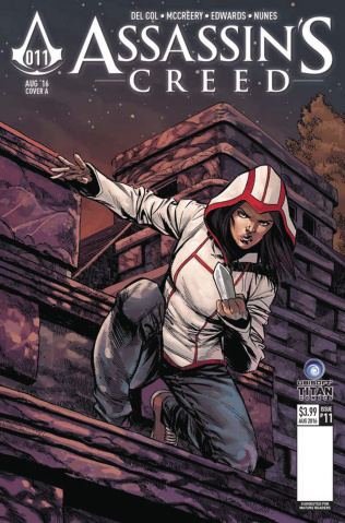 Assassin's Creed #11 (Johnson Cover)