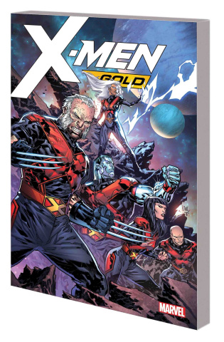 X-Men: Gold Vol. 4: Negative War Zone