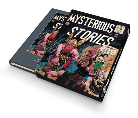 Mysterious Stories Vol. 1 (Slipcase Edition)