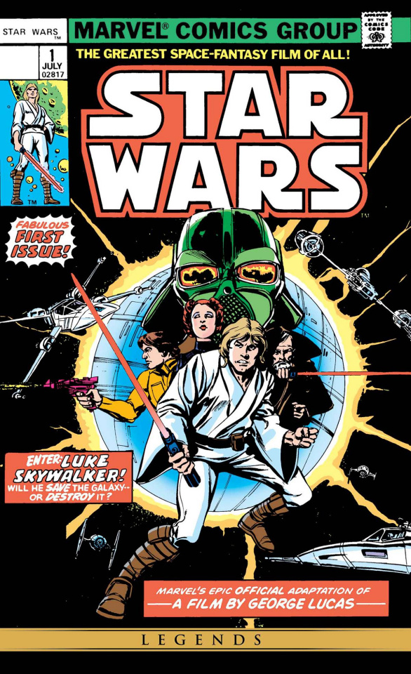 Star Wars Classic #1 (True Believers)