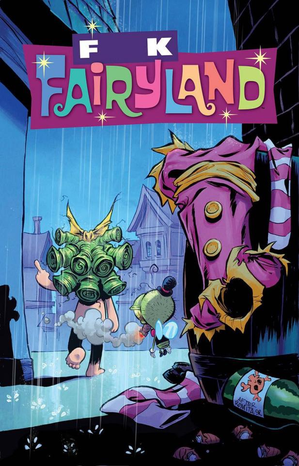 I Hate Fairyland #10 (Fuck Fairyland Cover)