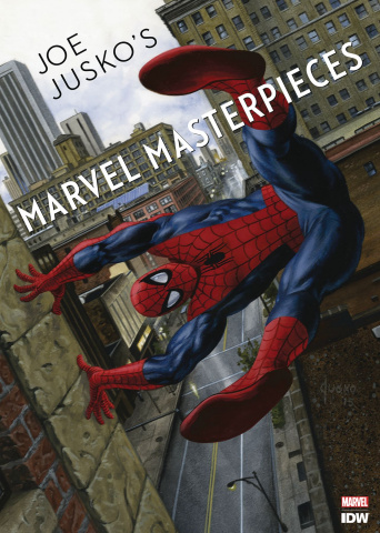Joe Jusko: Marvel Masterpieces