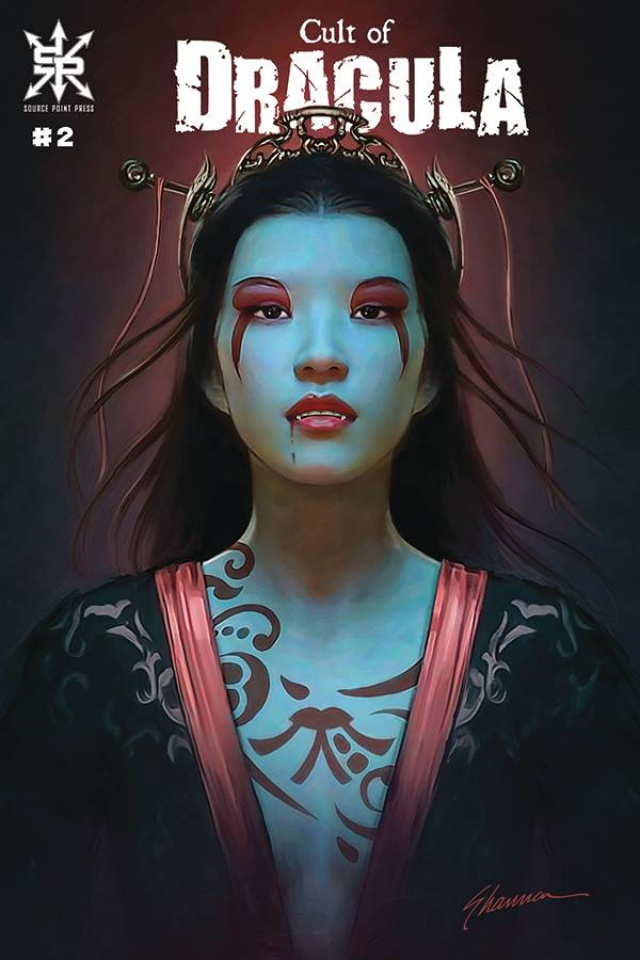 Cult of Dracula #2 (Maer Cover)