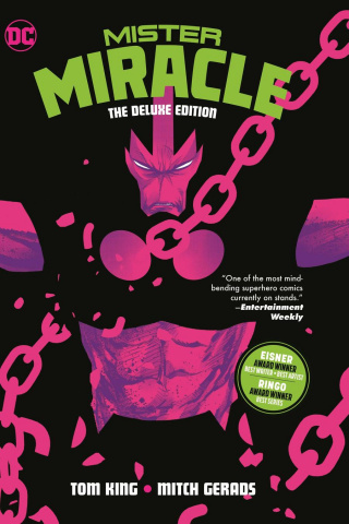 Mister Miracle (The Deluxe Edition)