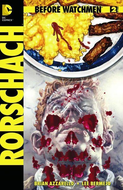 Before Watchmen: Rorschach #2
