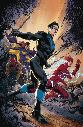 Nightwing #15 (Variant Cover)