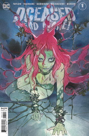 DCeased: Dead Planet #1 (Peach Momoko 4th Printing)