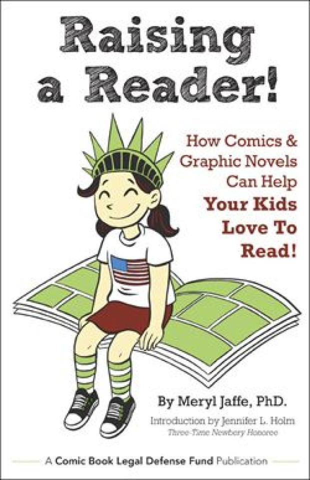 Raising a Reader! (Free Comic Book Day 2014)