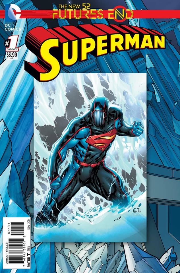 Superman: Future's End #1