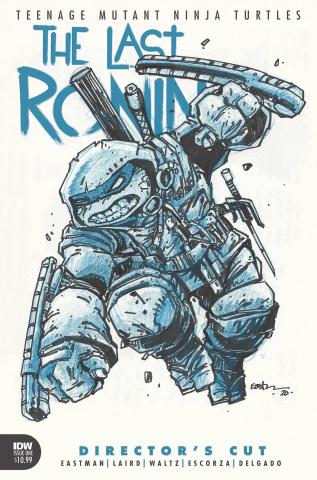 Teenage Mutant Ninja Turtles: The Last Ronin #1 (Director's Cut)