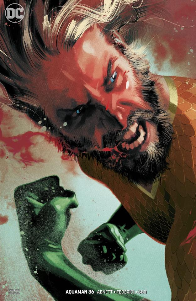 Aquaman #36 (Variant Cover)