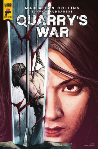 Quarry's War #2 (Conrad Cover)