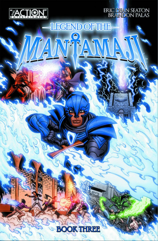 Legend of the Mantamaji Book 3