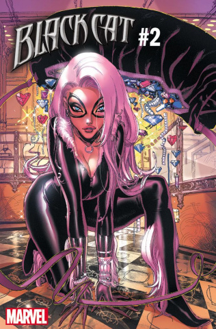 Black Cat #2 (Deyn Cover)