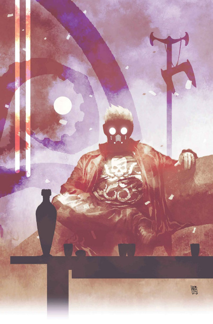 Secret Empire #6 (Sorrentino Hydra Heroes Cover)