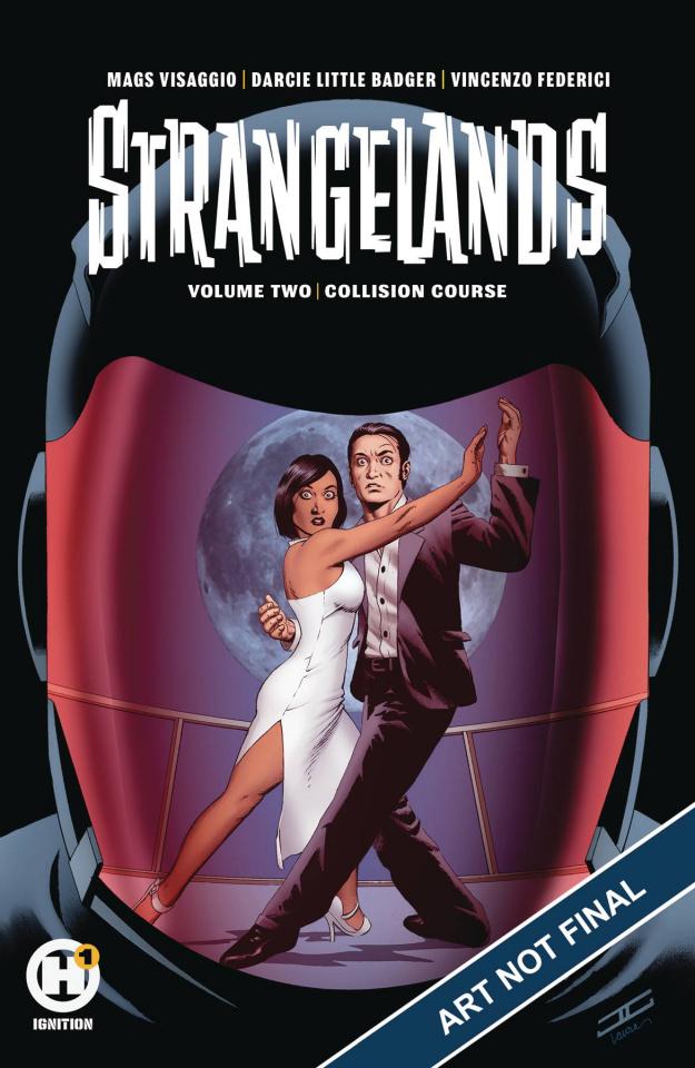 Strangelands Vol. 2